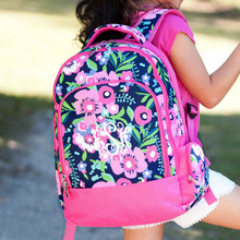 Kids School Backpacks Posie Style LARGE Size