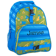 Kids School Bags Over Style Elementary Size Construction
