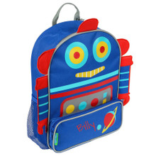 School Bags Sidekicks toddler Robot- Kids Bags