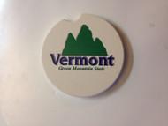 Car Coasters - Vermont