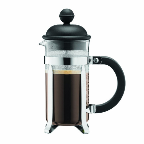 The Bodum Caffetteria French Press is a coffee maker at an even better price!