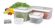 OXO GreenSaver Produce Keeper | 5 qt.