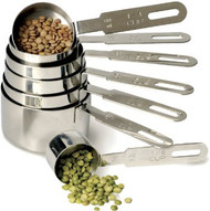 RSVP Endurance 7-Pc. Measuring Cup Set