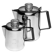 2 to 9 Cup Stovetop Percolator