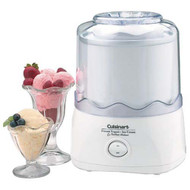 Cuisinart Frozen Yogurt-Ice Cream and Sorbet Maker