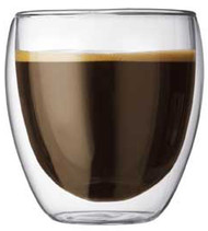 Bodum Pavina Double Wall Glass - 8oz.