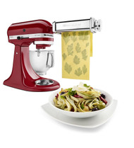 KitchenAid Pasta Roller and Cutters | 3 Piece Set