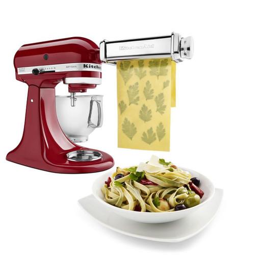 has kitchenaid 3 piece pasta roller best