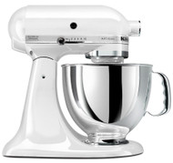 KitchenAid Artisan Series 5-Qurat Tilt-Head Stand Mixer | White