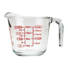 Anchor Hocking Measuring Cup | 2 Cup