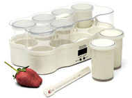 Donvier Electronic Yogurt Maker by Cuisipro