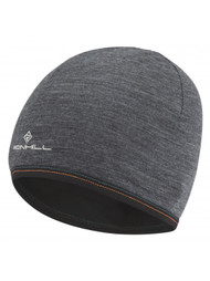 Ronhill Hill Merino Hat ( one Size ) GreyMarl/Black