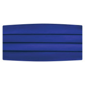 Satin Royal Blue Cummerbund