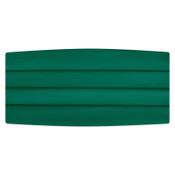 Satin Emerald Green Cummerbund