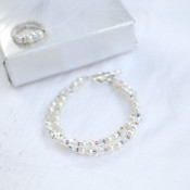Romance Bracelet in Sterling Silver