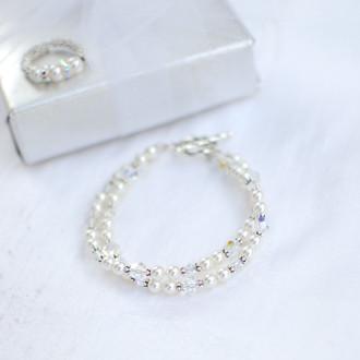 Romance Bracelet in Sterling Silver
