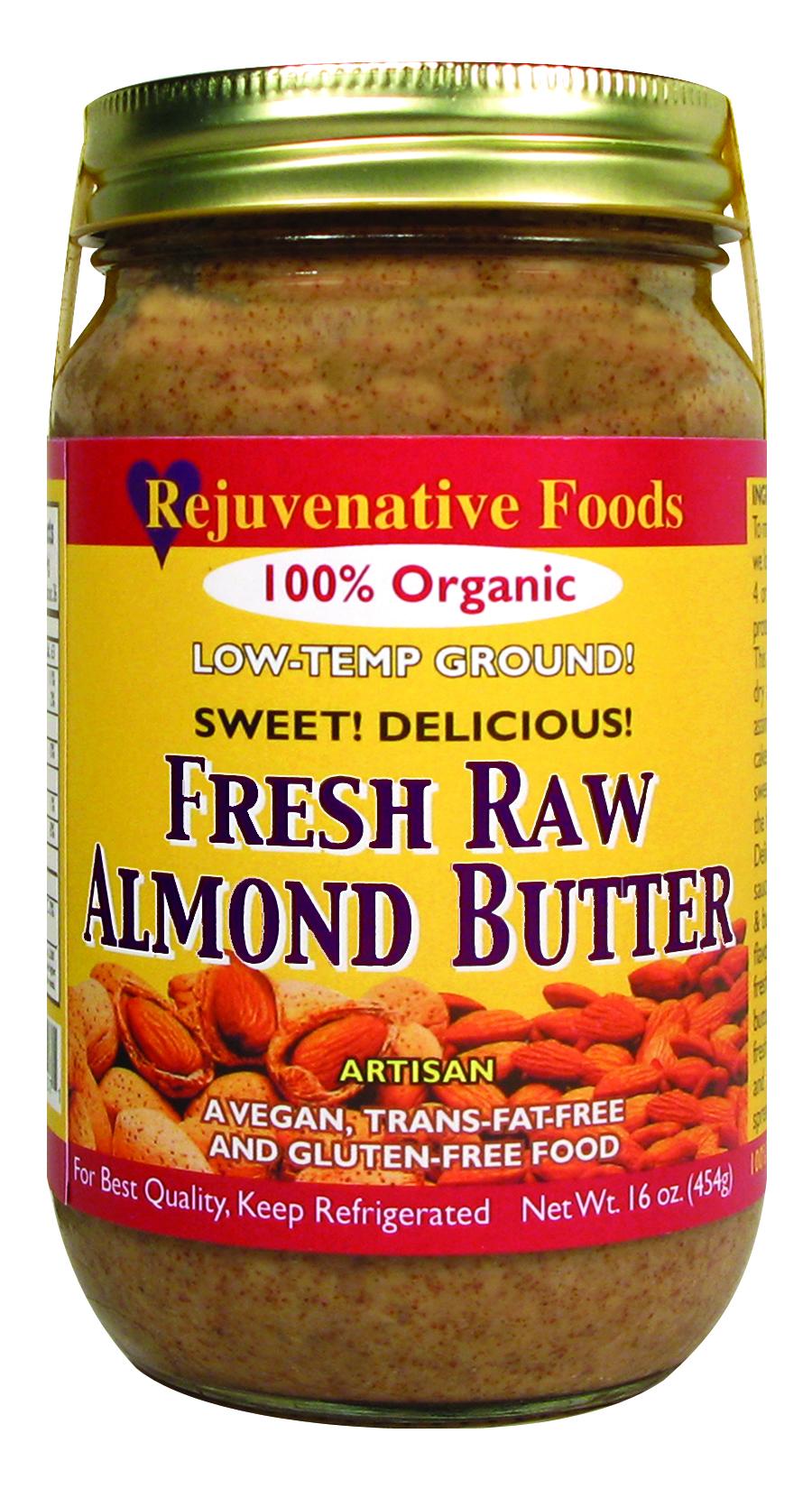 Wild Almond Butter