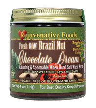 Organic Raw Brazil Nut Chocolate Dream Xylitol