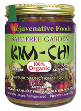 Garden Kim Chi Salt Free