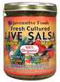 Raw Organic Golden Salsa