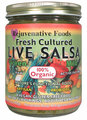 Raw Organic Green Salsa