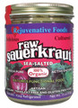 Sea-Salted Raw Organic Sauerkraut