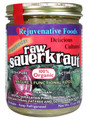 Shredded Sea Salted Sauerkraut