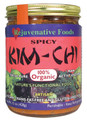 Spicy Raw Organic Kim-Chi