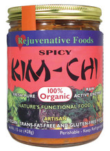 Spicy Raw Organic Kim-Chi