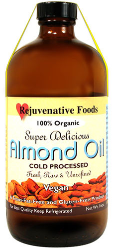 how to make virgin almond oil