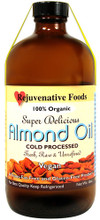Raw Almond Oil