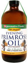 Raw Evening Primrose Oil