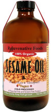 Raw Sesame Oil