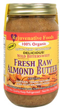 Wild Organic Almond Butter