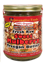 Organic Sweet Mulberry Treegan Butter