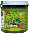 Creamy Mild Green Salsa
