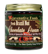 Bittersweet Brazil Nut Chocolate Dream with Xylitol