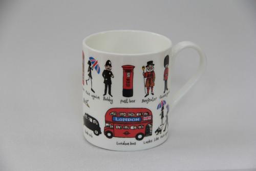 London Beefeater Mug