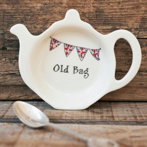 Old Bag Teabag Dish