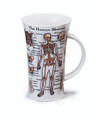 Glencoe The Human Body Mug