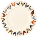 Hen & Toast 10 1/2 inch Plate  2016