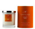 Mango & Lychee glass candle from Marmalade of London.