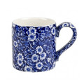Blue Calico Mug