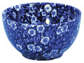 Calico Sugar Bowl (Large)