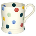 Polka Dot 1/2 Pint Mug