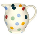 Polka Dot 1/2 Pint Jug
