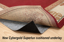 NEW Superlux Cushioned Anti-Slip Underlay from £1.60 per Sq/Ft