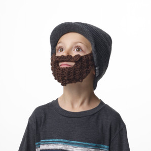 Little Man Jeep Beard Beanie