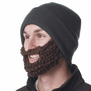 The Original Beard Beanie™ Lumberjack Forest Green