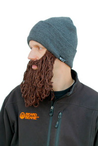 Lumberjack Charcoal Long Beard